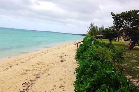 Ingraham's Beach Inn - Tarpum Bay - Bed & Breakfast