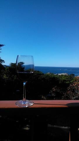Big Sur Coast Line and Carmel Valley
