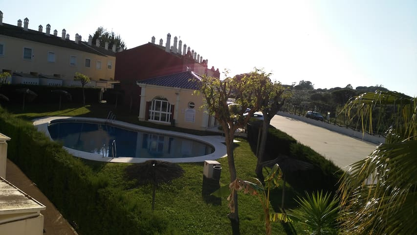 Islantilla, apartamento zona campo de golf