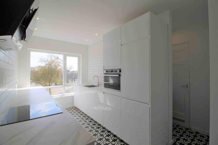 Sfeervol privé appartement in Breda