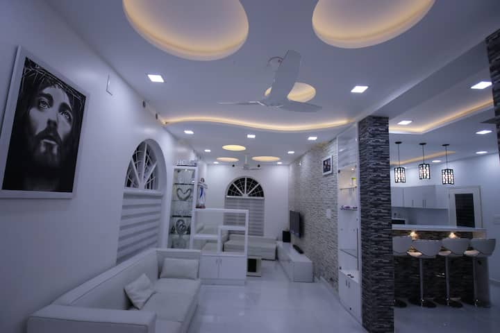 Super Luxurious  House in Caritas ,Kottayam