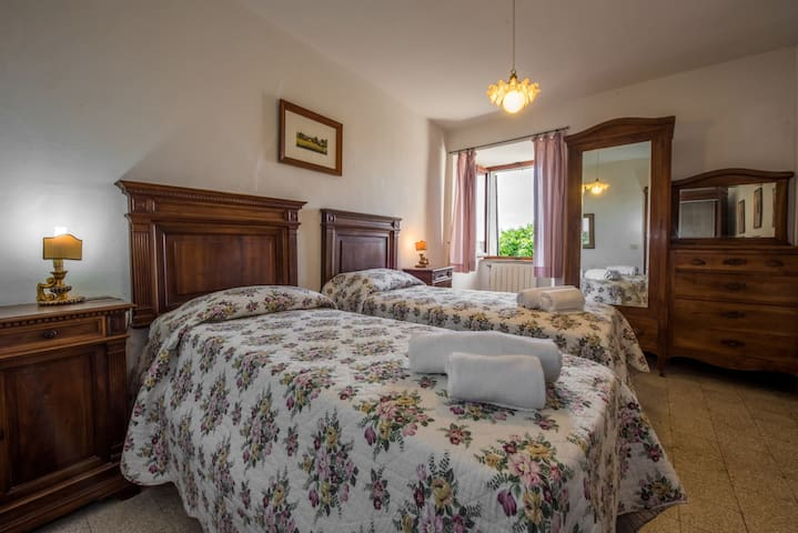 Camera doppia - Room with twin beds