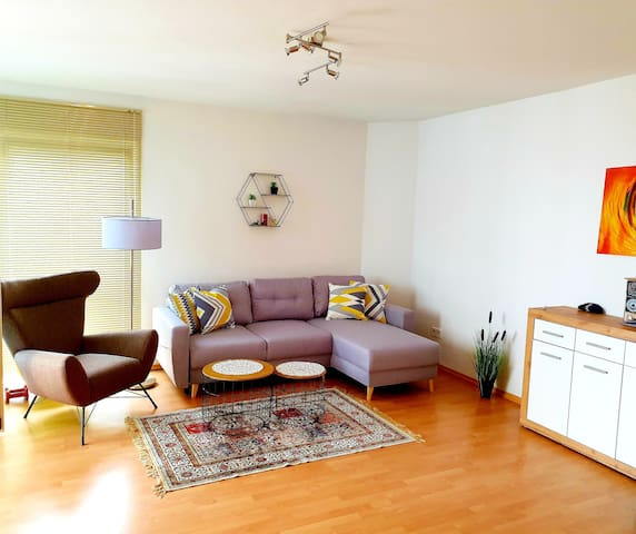 "Apartment "" de Madrid"" with spanish flair"