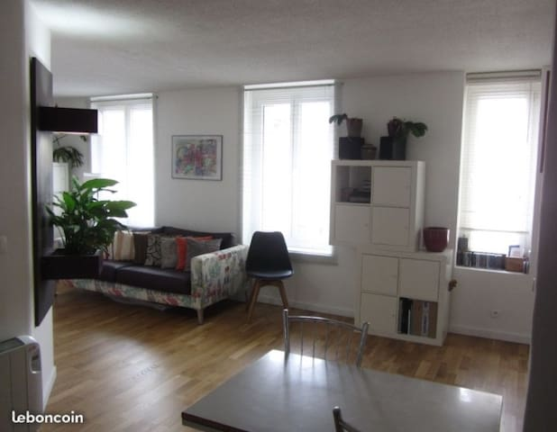 Ravissant T2 meublé de 40m2