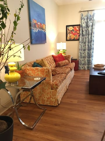 Modern, peaceful apmt/entire home - Wilmington - Apartament
