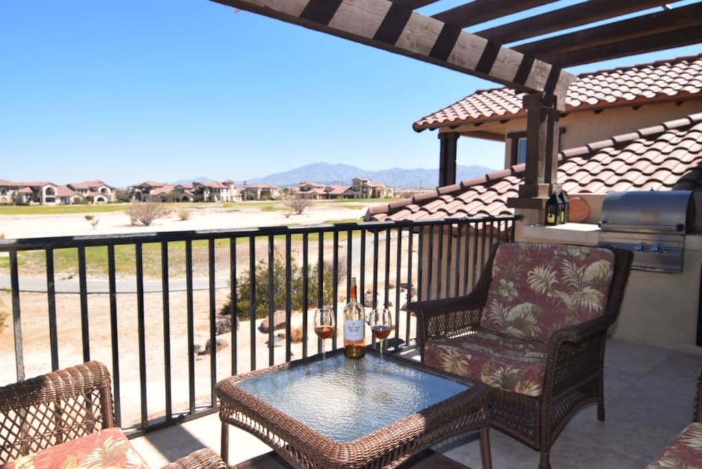 San Felipe Dorado Ranch Villa 7-3 golf course