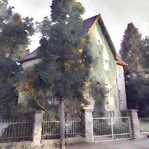 Villa - garden, piano ♥ familiy & workshops