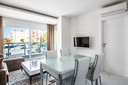 Luxury apartment - all facilities! - Avsallar Belediyesi - Apartemen