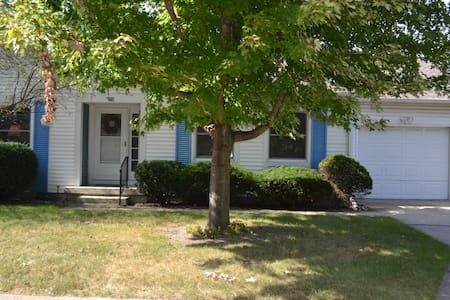 Cozy Condo in the heart of West Lafayette - West Lafayette - Talo