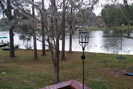 Lake House Family Get A Way - Green Cove Springs - Ev