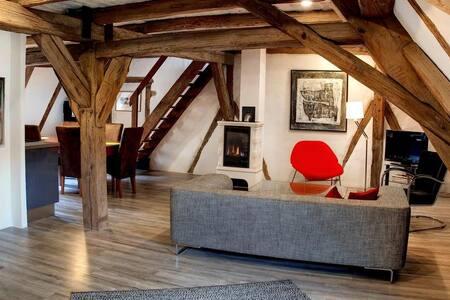 ❤️ Rustic Premium Apartment in Old City