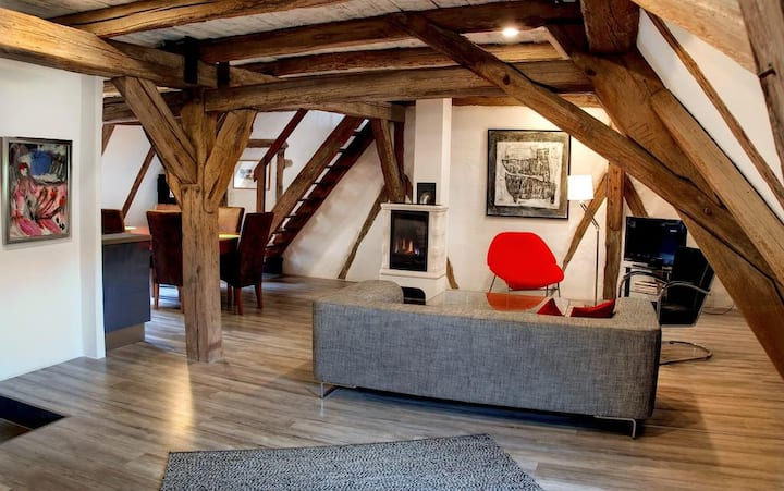 ❤️ Rustic Premium Apartment in Old City
