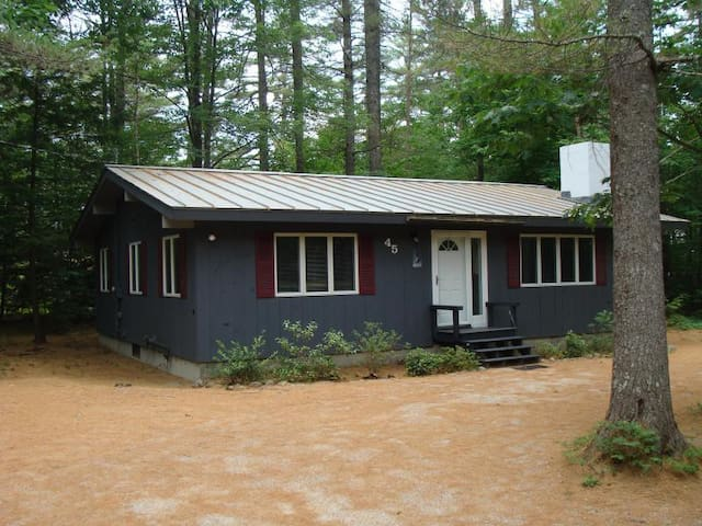 ECHO LAKE, Cathedral Ledge House, North Conway, NH - Conway - Apartament
