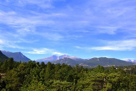Longs Peak Lookout