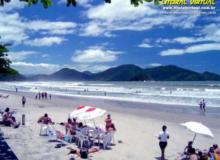 Condomínio Fechado Segurança 24h 500 m da praia