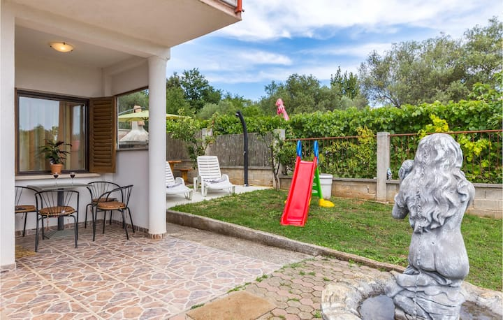 Amazing apartment in Marcana with WiFi and 1 Bedrooms