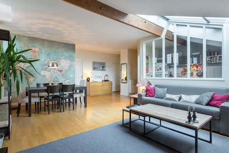 The good address place of the center of Lyon - Lyon - Apartment