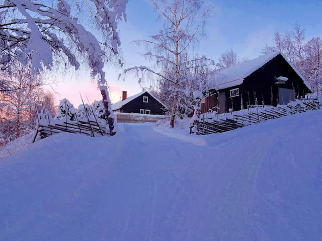 Hafjell, Large property close to Hafjell Resort - Øyer - Casa