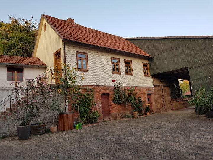 Ferienhaus Happ in Schwarzenfels mit Sauna
