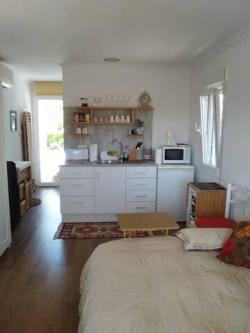 Well equipped studio apartment Costa Blanca