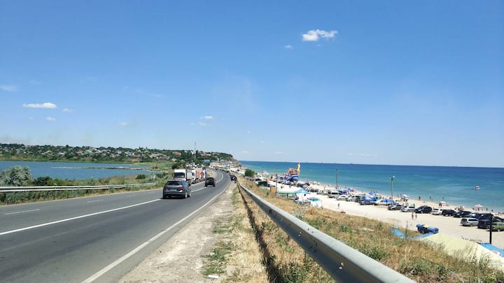 Домик у моря с. Вапнярка (Одесса - Дофиновка)