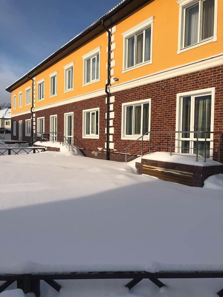 Таун-хаус рядом с горнолыжным комплексом Белая