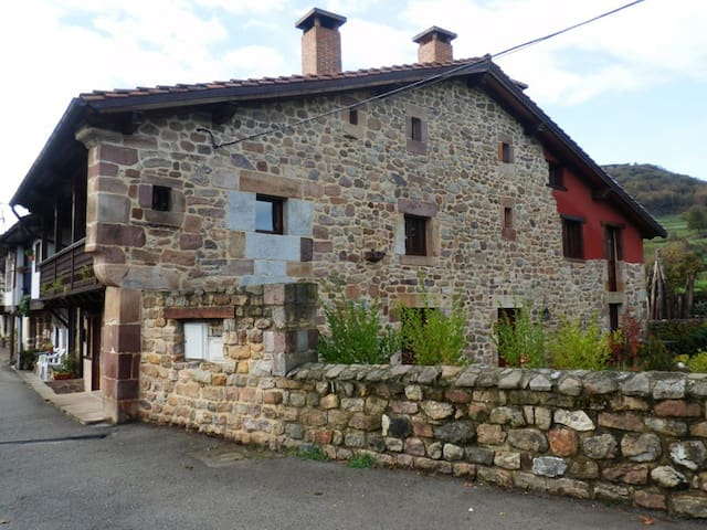 Habitaciones en casona de Cantabria - Cobejo - Bed & Breakfast