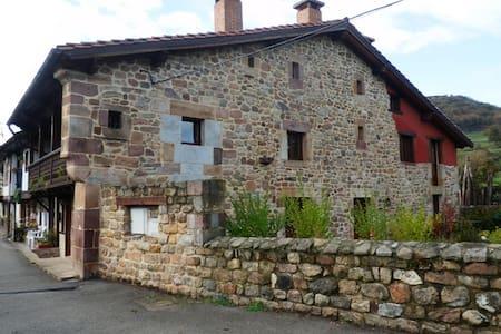 Habitaciones en casona de Cantabria - Cobejo