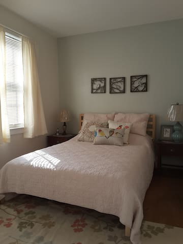 Private, Cozy Suite Close to Brookland Metro! - Washington - Bed & Breakfast