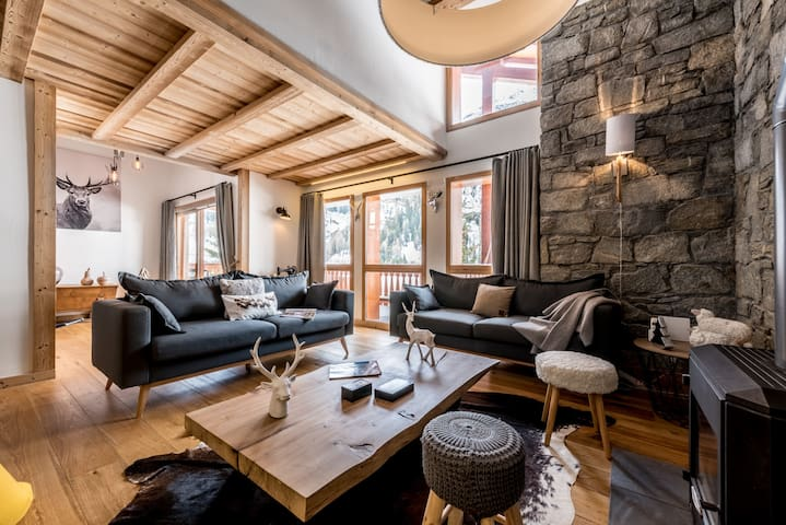 Wonderfull Chalet Tignes (French Alps)