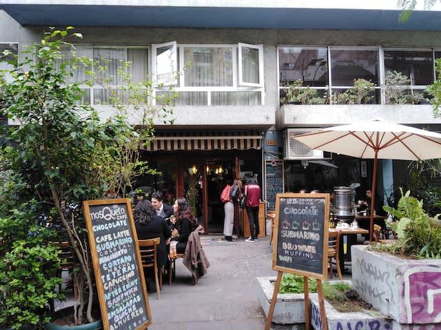 Mosqueto Café