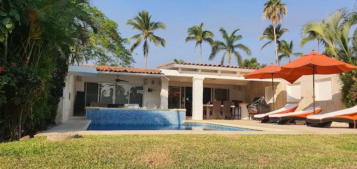 Casa en Acapulco diamante, Campo de golf princess