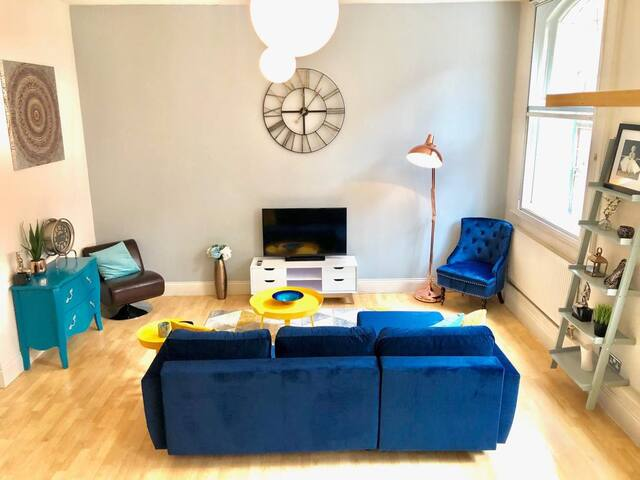 Stunning Lace Market apartment - Lusso Management