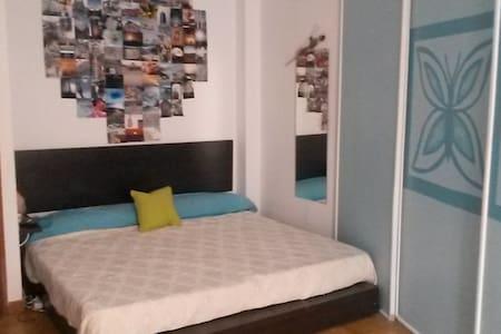 centrica habitación doble/chambre double centriqu - Condominio
