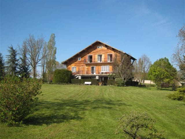 chalet de montezin - Balbigny