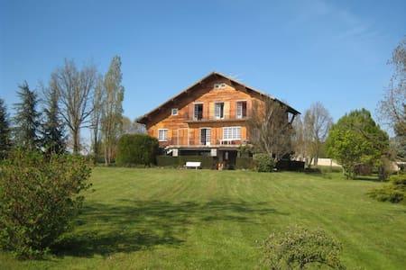 chalet de montezin - Balbigny - Rumah