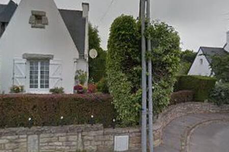 Vannes - proche de Conleau