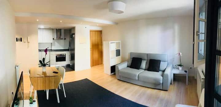 Apartamento en el centro de Oiartzun