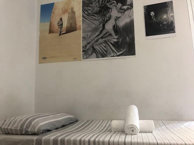 Triple room near Tiburtina