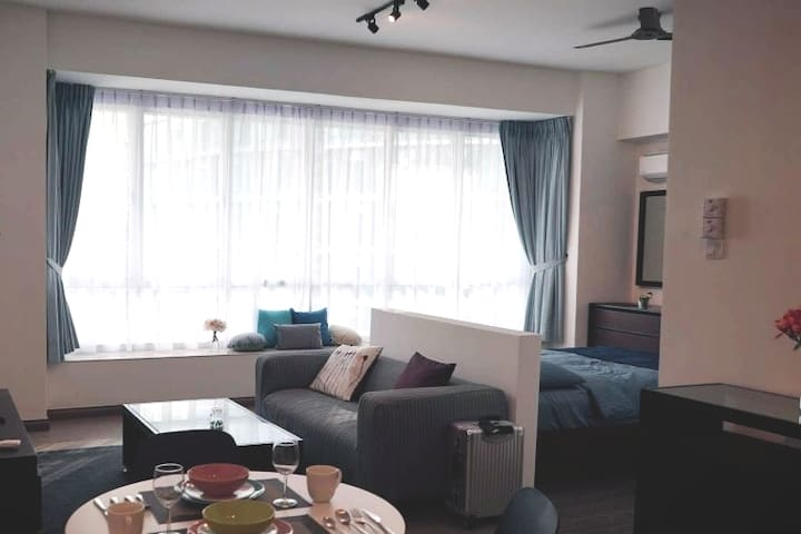 Cozy studio unit, 450m from KLCC twin towers