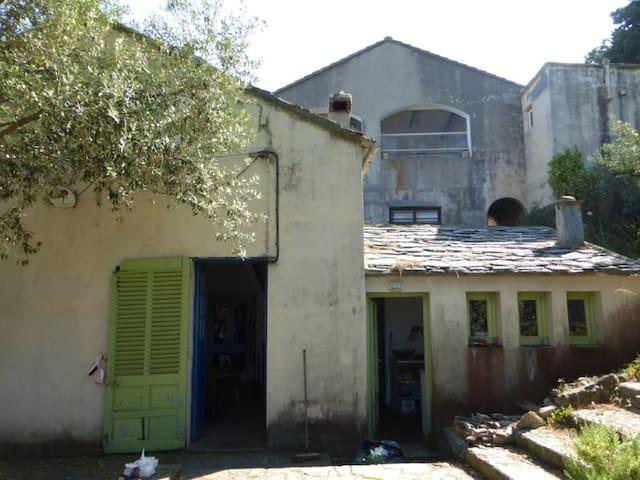 Maison de village à Rogliano cap corse - Rogliano - House
