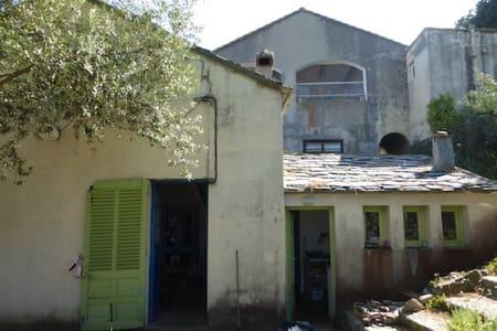 Maison de village à Rogliano cap corse - Rogliano