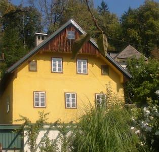 Typisches Ischler Haus am Kaisergarten - Bad Ischl