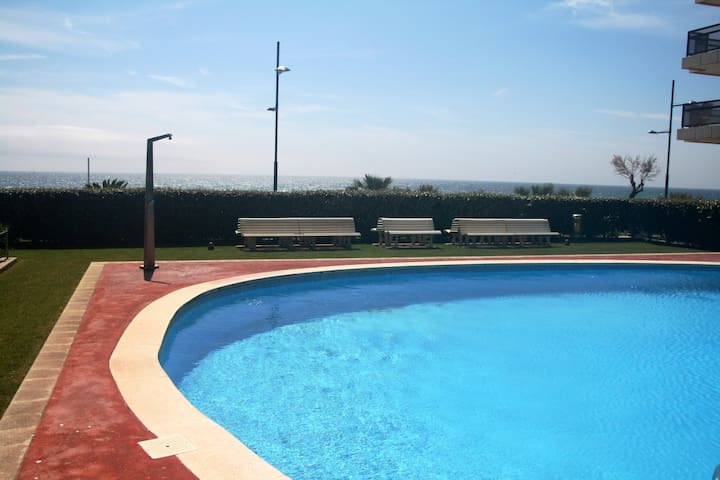 Perfect  for families in Costa Brava - Sant Antoni de Calonge - Apartamento
