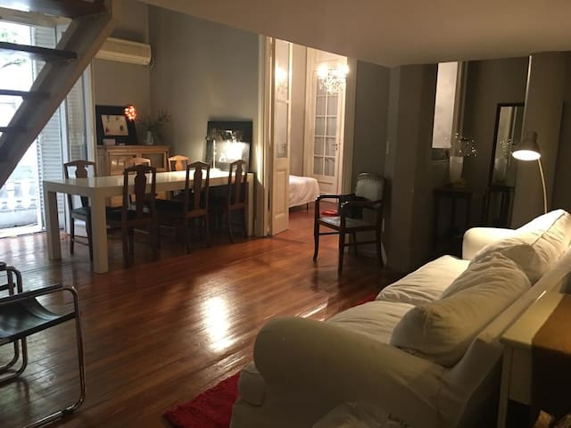 Beautiful apartment in the heart of Recoleta
