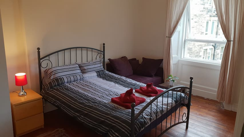 Wonderful Double Bedroom near Fountain Park