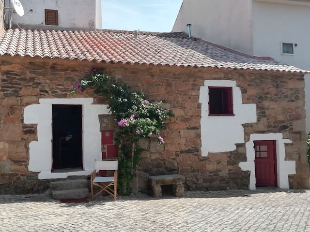 House of the Archaeologist in a historic village.