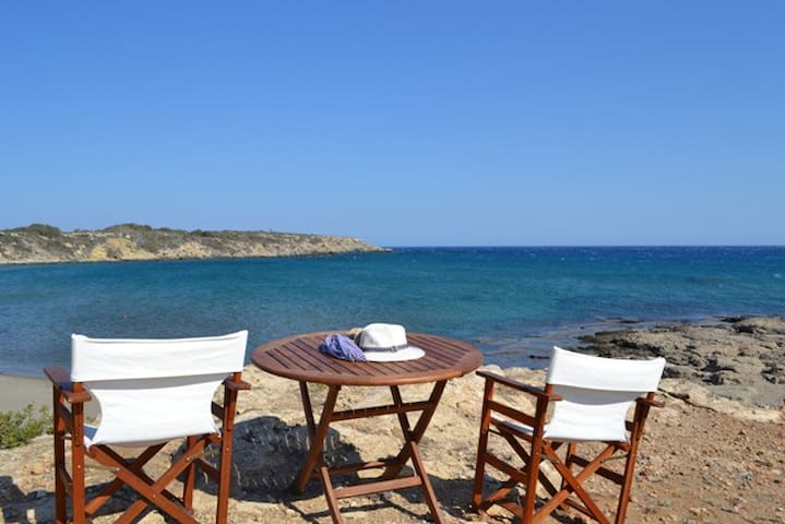 Nerida BeachFront Villa 3 Thalassa  Rodos Greece - Plimmiri
