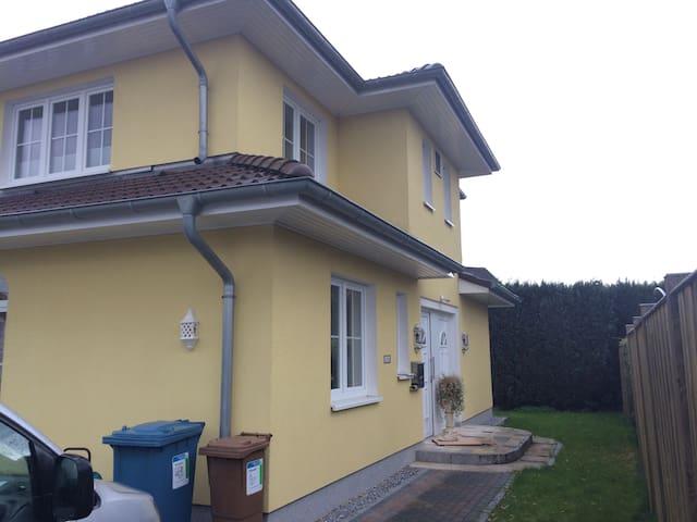 Modernes Einfamilienhaus mit Parken - Barsbüttel - House