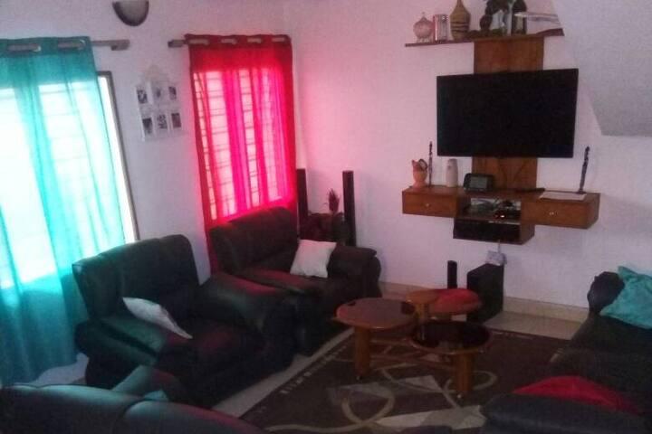 Duplex meublés